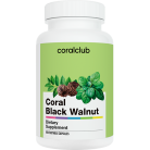 Coral Black Walnut 90 Vegetable Capsules